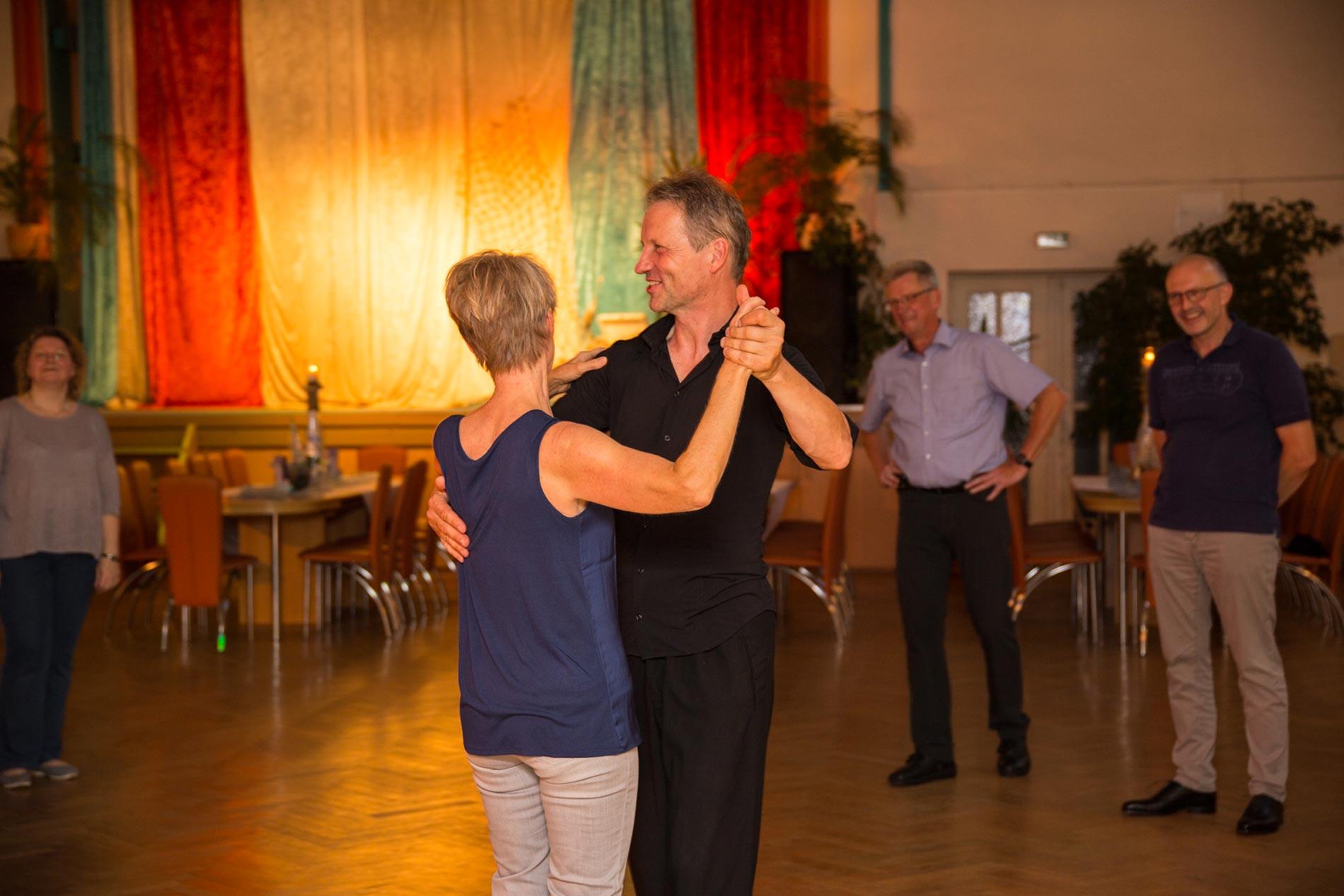 Tanzgalerie Suhl - Öffentliche Veranstaltungen